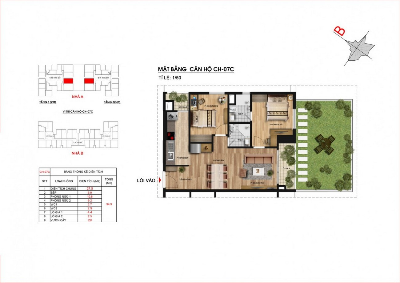 Thiết kế chi tiết dự án KHU ĐÔ THỊ SÀI GÒN BÌNH AN Quận 2