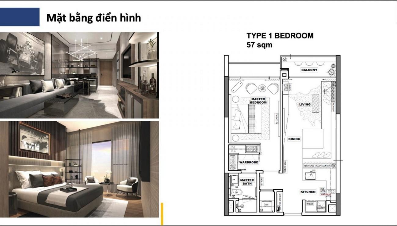 Thiết kế dự án căn hộ The River Thu Thiêm quận 2