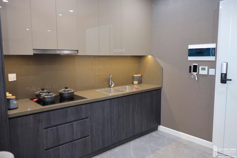 Nhà mẫu căn hộ 1 phòng ngủ 1 WC dự án Sunshine Diamond River