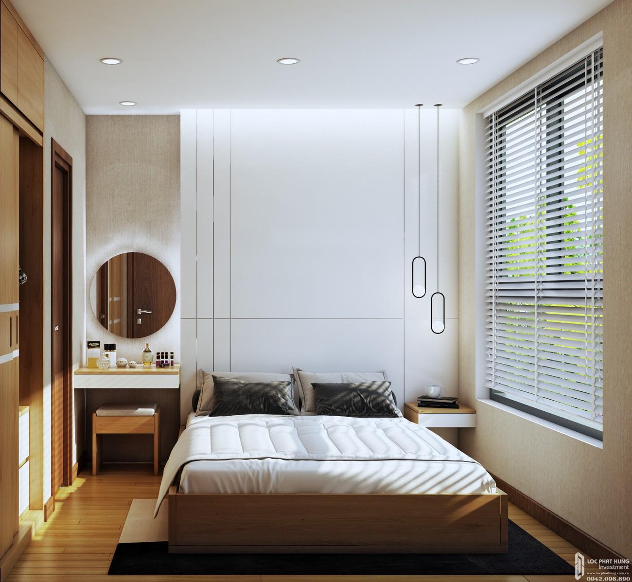 Nhà mẫu căn hộ chung cư Bcons Suối Tiên Loại B Dĩ An Đường Tân Lập chủ đầu tư Bcons