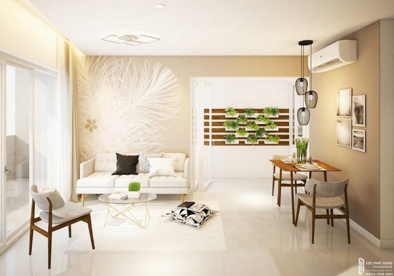 Nhà mẫu dự án căn hộ chung cư Summer Square Quận 6 Đường Tân Hòa Đông chủ đầu tư Gotec Land