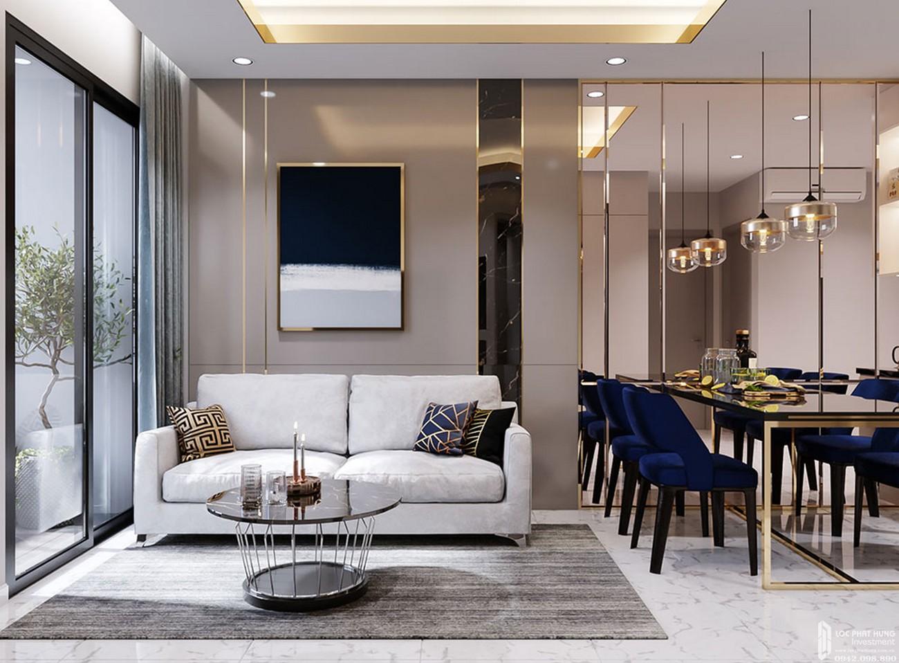 Nhà mẫu dự án Căn Hộ chung cư Happy One Central Phú Hòa Đường Đại Lộ Thủ Dầu Một chủ đầu tư Ốc Vạn Xuân