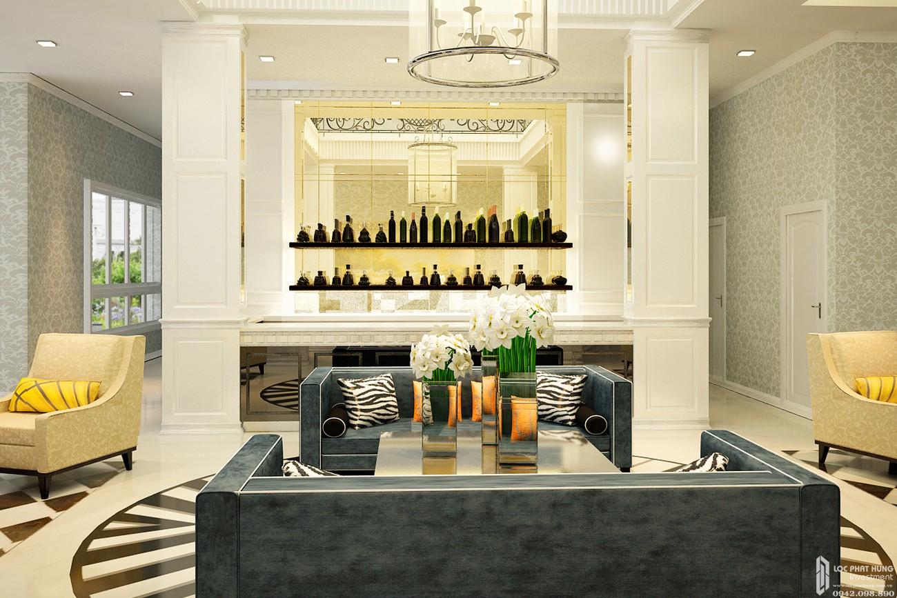 Nhà mẫu dự án Căn Hộ chung cư Amelie Villa Phú Mỹ Hưng Nhà Bè Đường Huỳnh Tấn Phát chủ đầu tư Phú Mỹ Hưng