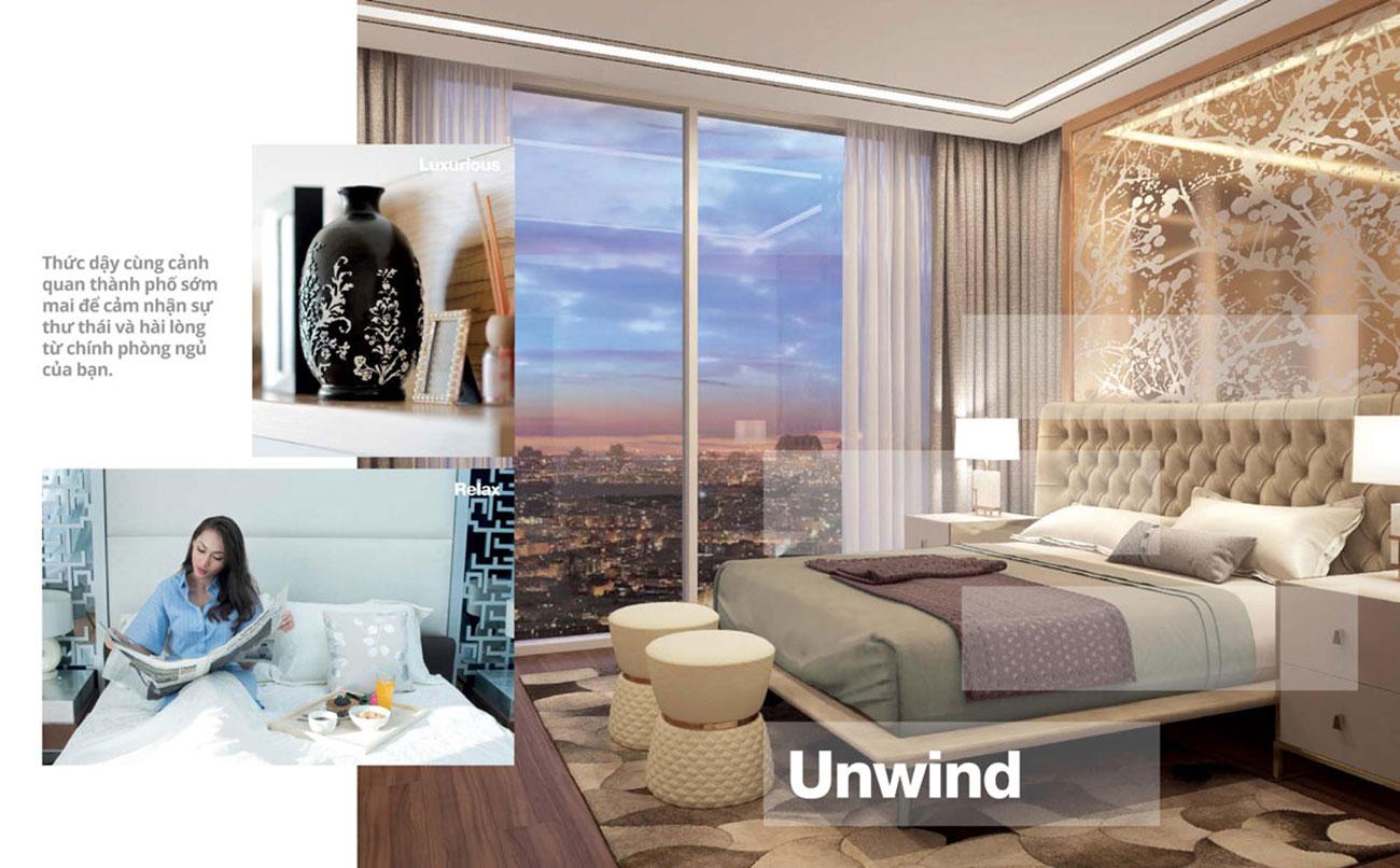 Nhà mẫu phòng ngủ dự án căn hộ chung cư Empire City Quận 2. Liên hệ 0973.098.890 để đăng ký xem nhà mẫu