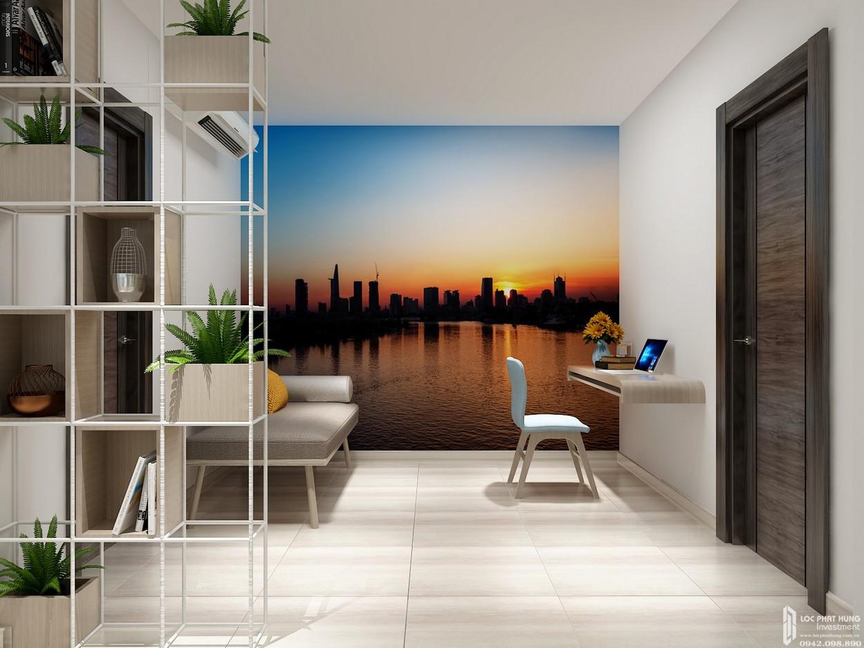 Nhà mẫu dự án căn hộ Him Lam City Quận 2