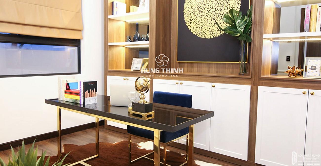 Nhà mẫu dự án căn hộ Q7 Sai Gon Riverside Complex