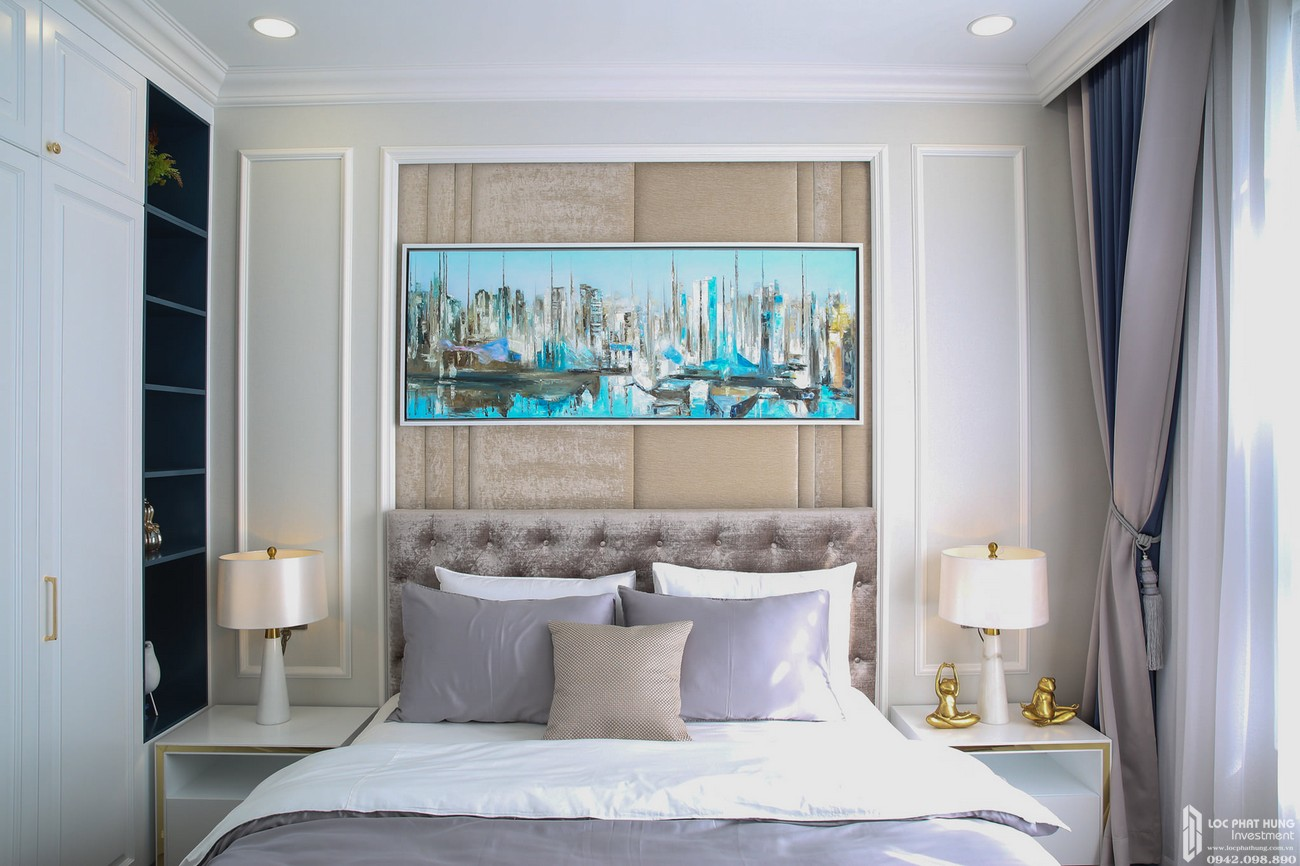 Nhà mẫu dự án căn hộ Verosa Park Khang Điền quận 9