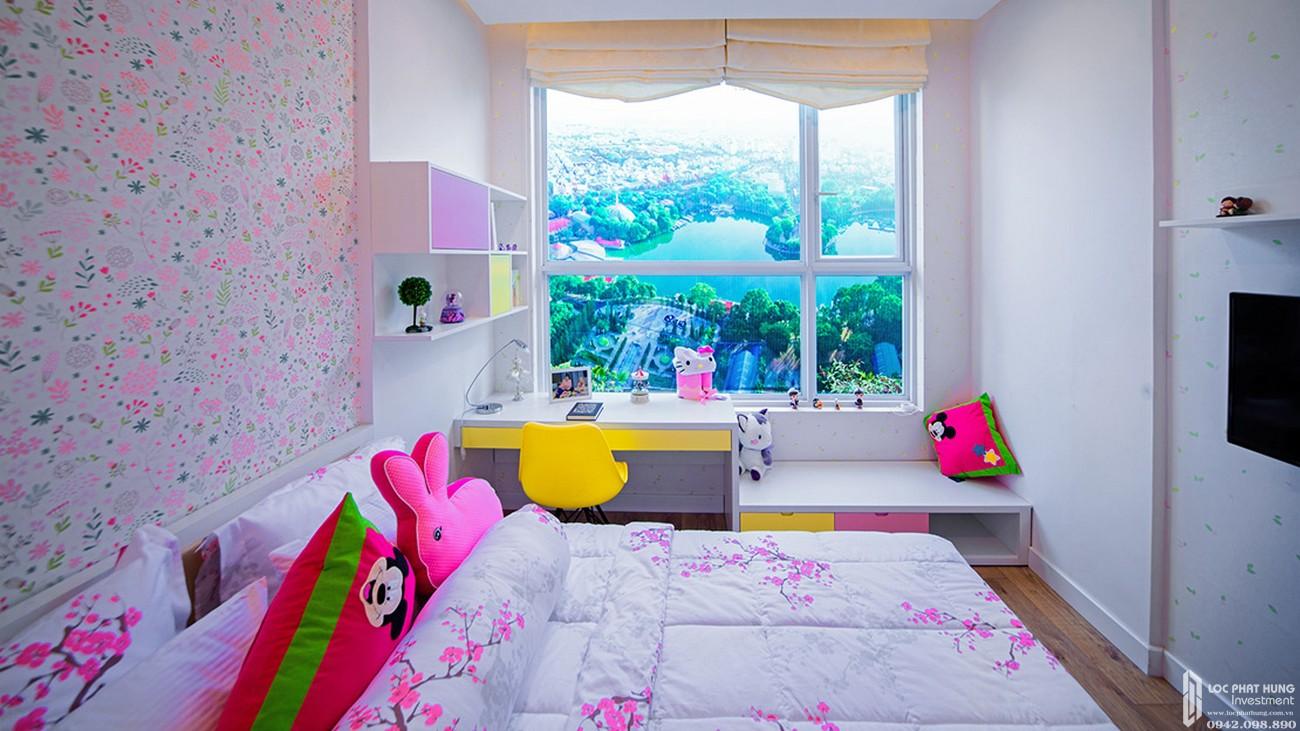 Nhà mẫu dự án căn hộ Diamond Lotus Lake View quận Tân Phú
