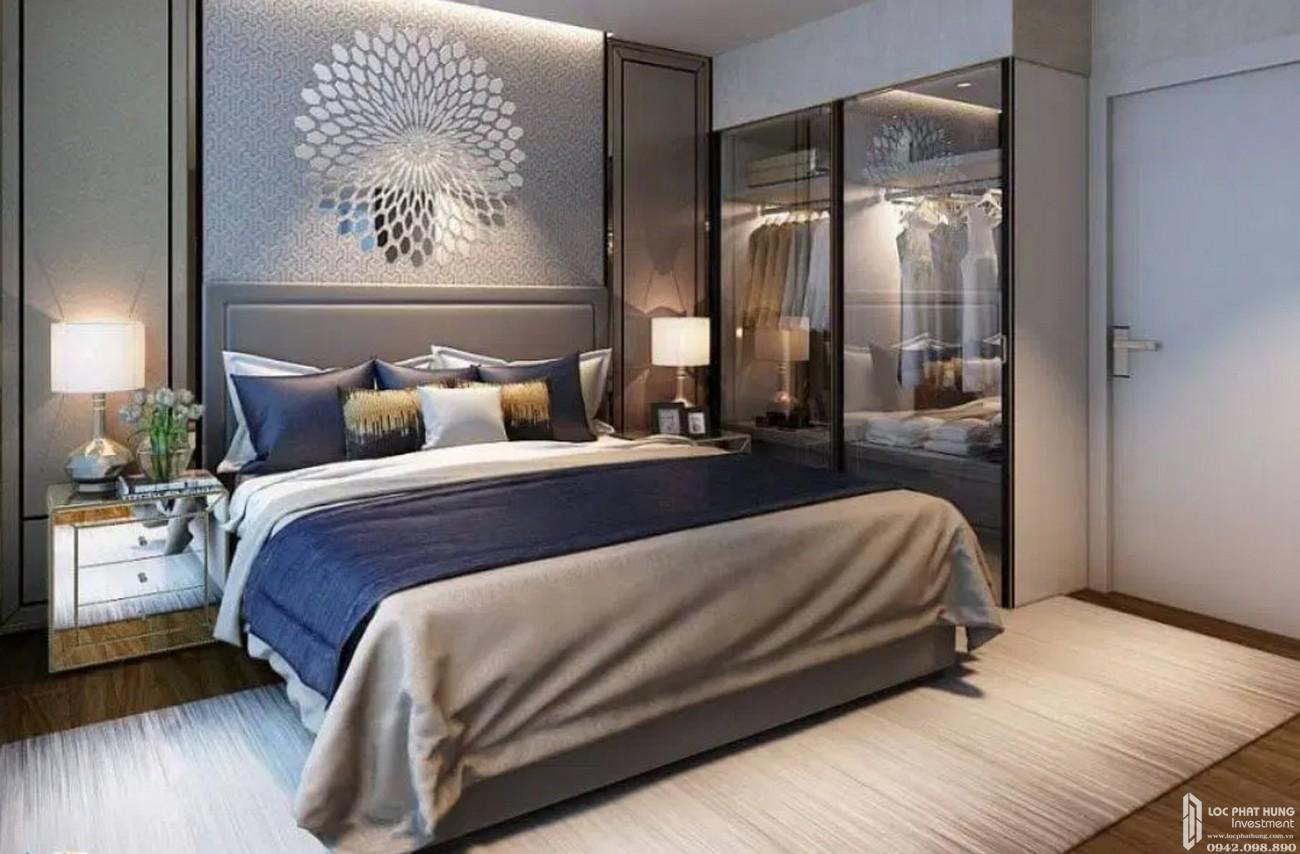 Nhà mẫu dự án căn hộ Lux River View đường Bế Văn Cấm