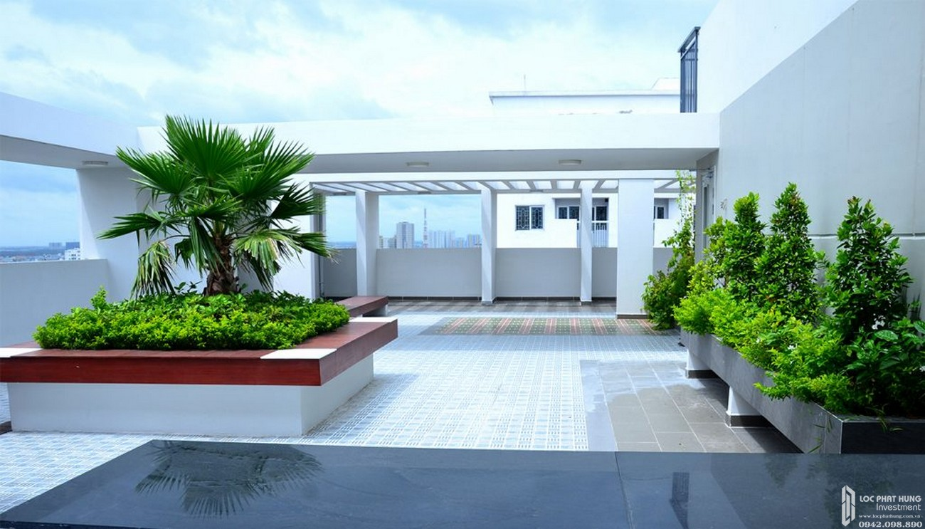 Hình ảnh thực tế dự án căn hộ chung cư Summer Square Quận 6 Đường Tân Hòa Đông chủ đầu tư Gotec Land