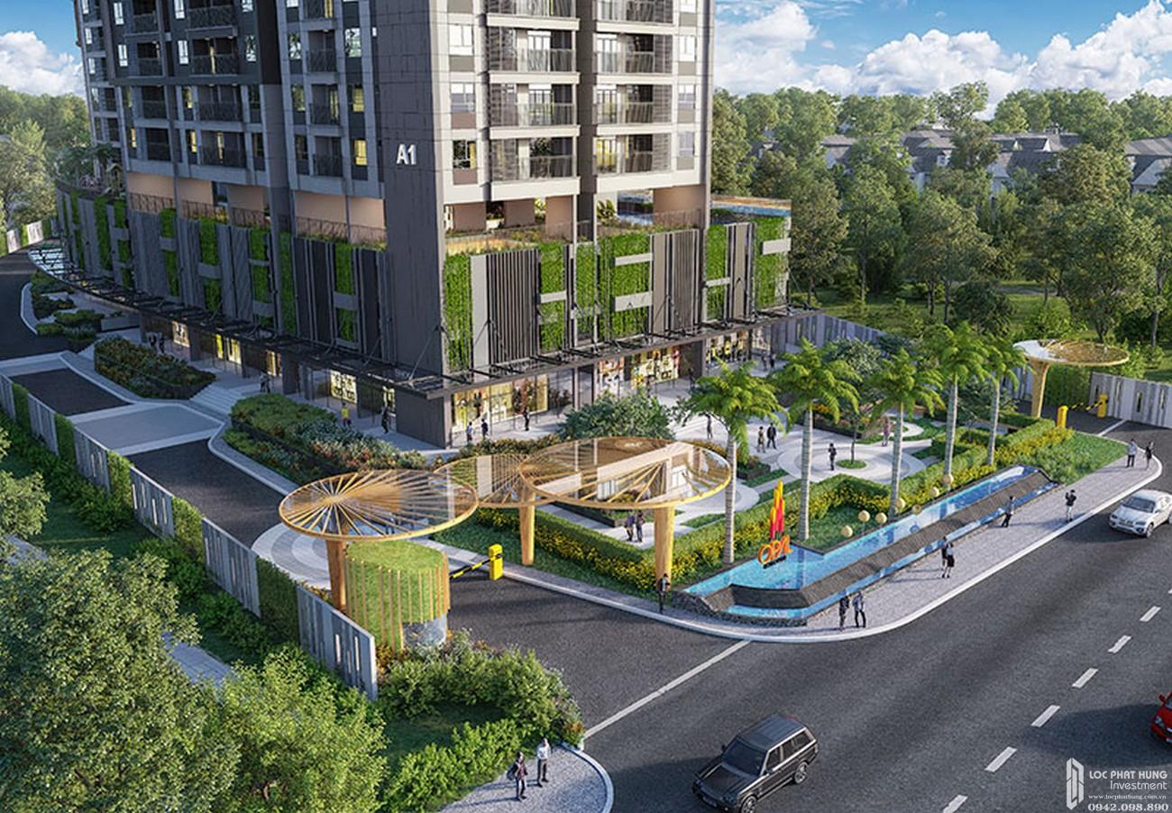Thông tin về chủ đầu tư dự án căn hộ Opal Skyline