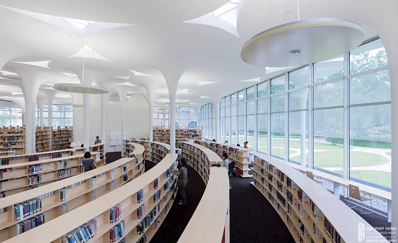 Thư viện sách và cafe ươm mầm tri thức cho cư dân La Partenza