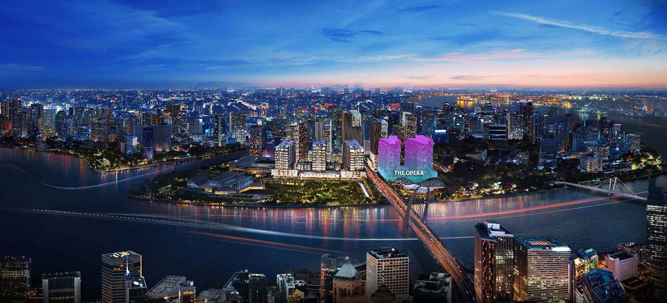 Giai đoạn 2 dự án Metropole Thủ Thiêm Q2