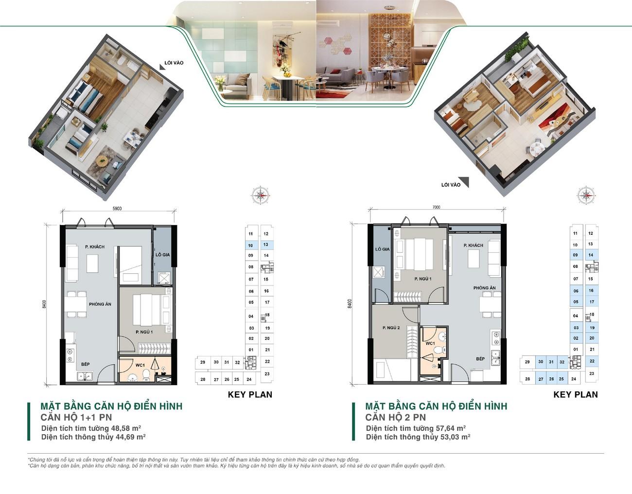 Thiết kế chi tiết dự án căn hộ Picity High Park Quận 12