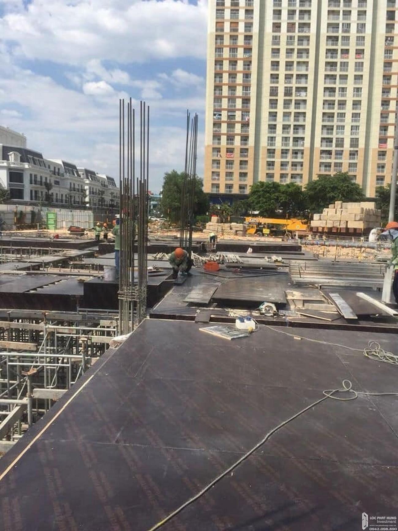 Tiến độ xây dựng căn hộ + Officetel dự án Charm City 02/2020 – Nhận ký gửi mua bán + Cho thuê