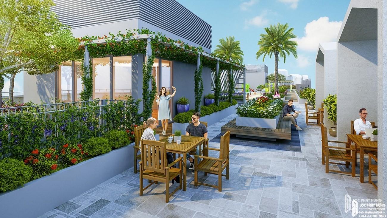 Tiện ích dự án căn hộ chung cư Summer Square Quận 6 Đường Tân Hòa Đông chủ đầu tư Gotec Land