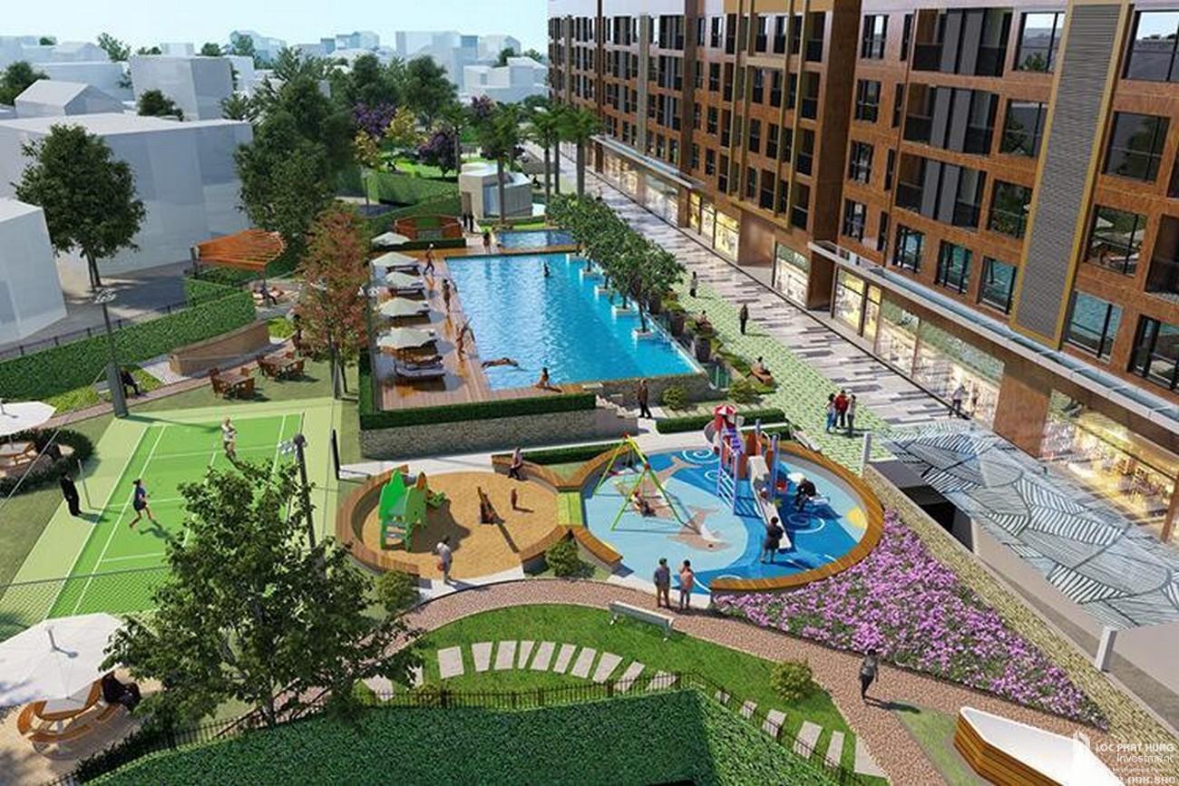 Tiện ích dự án Căn Hộ chung cư Đức Long Golden Land Quan 7 Đường Huỳnh Tấn Phát chủ đầu tư Đức Long Gia Lai