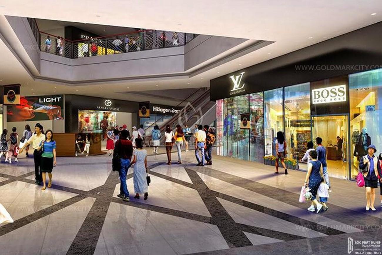 Trung tâm Thương mại dự án Căn Hộ chung cư Đức Long Golden Land Quan 7 Đường Huỳnh Tấn Phát chủ đầu tư Đức Long Gia Lai