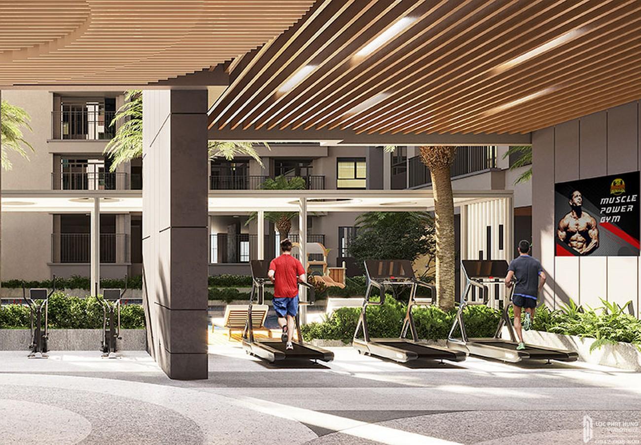 Tiện ích dự án căn hộ Tecco Home Bình Dương