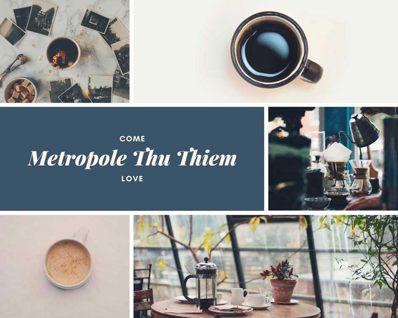 Tiện ích dự án căn hộ Metropole Thủ Thiêm