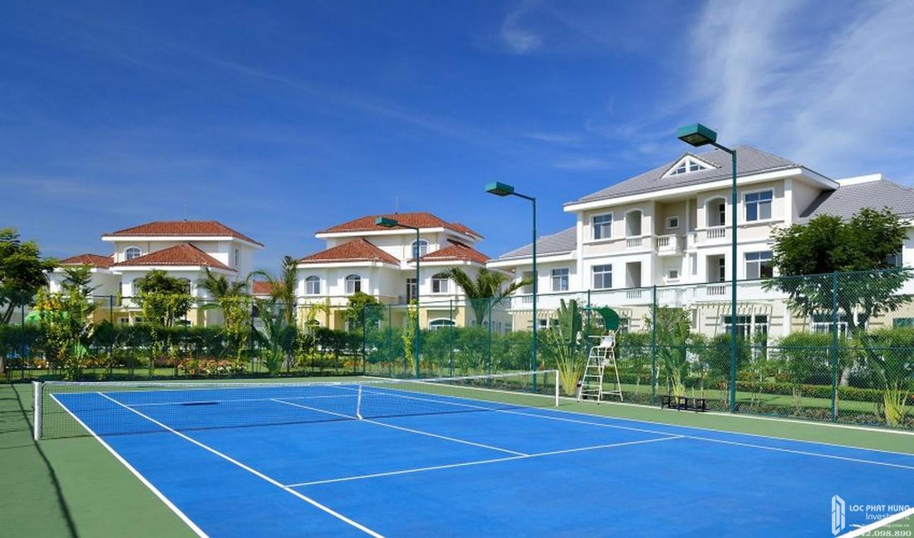 Tiện ích dự án biệt thự Chateau Quận 7 Đường Nguyễn Lương Bằng chủ đầu tư Phú Mỹ Hưng