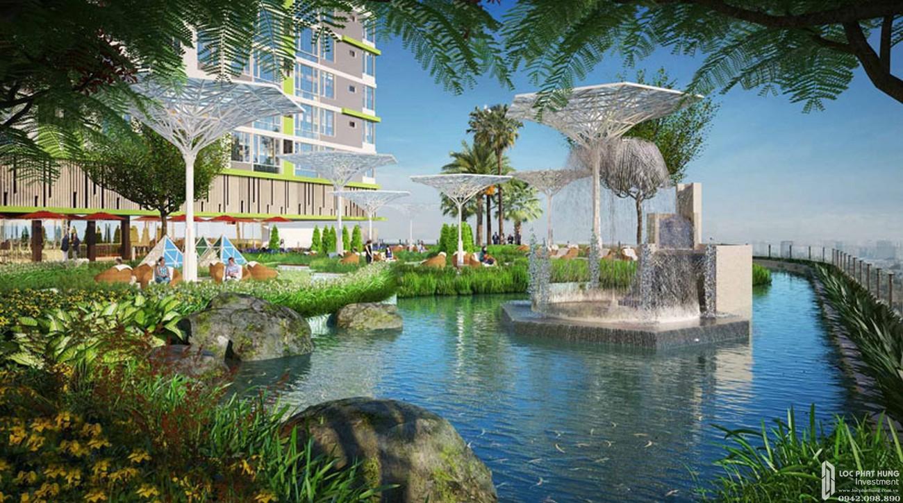 Tiện ích dự án căn hộ High Intela quận 8