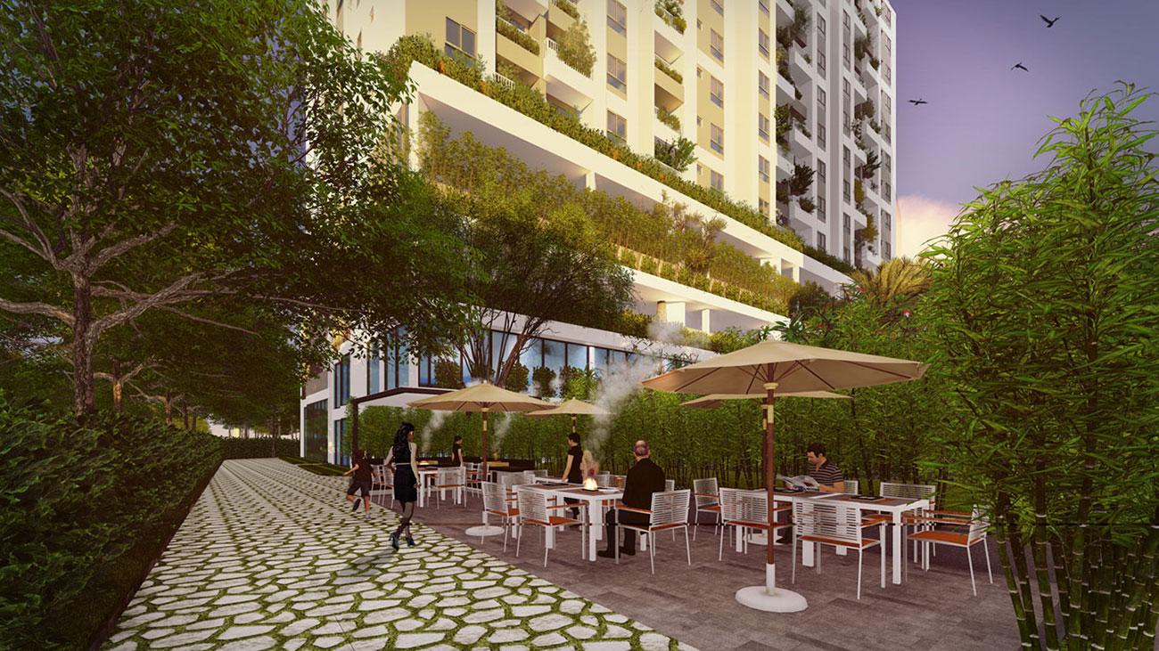 Tiện ích dự án căn hộ Lux Star Quận 7