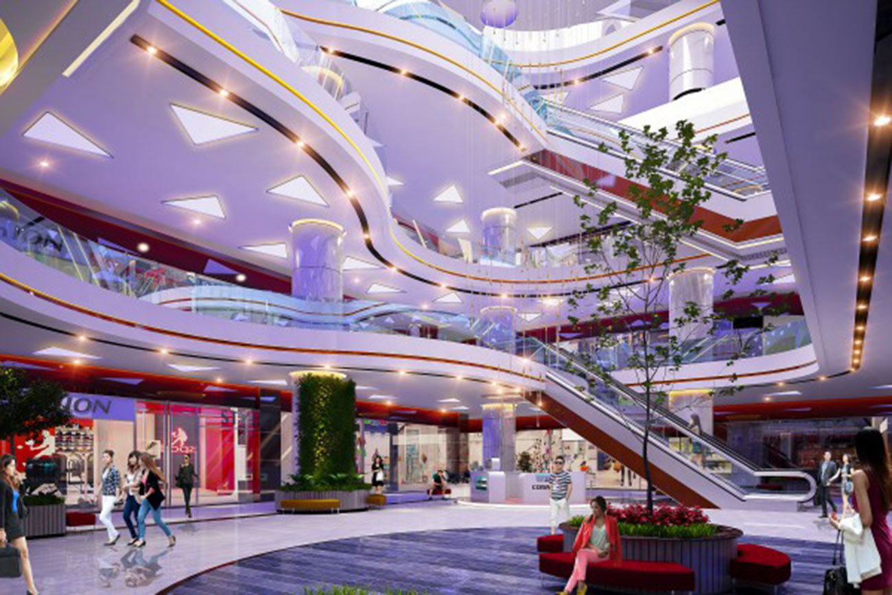 Tiện ích dự án officetel Charmington Tân Sơn Nhất