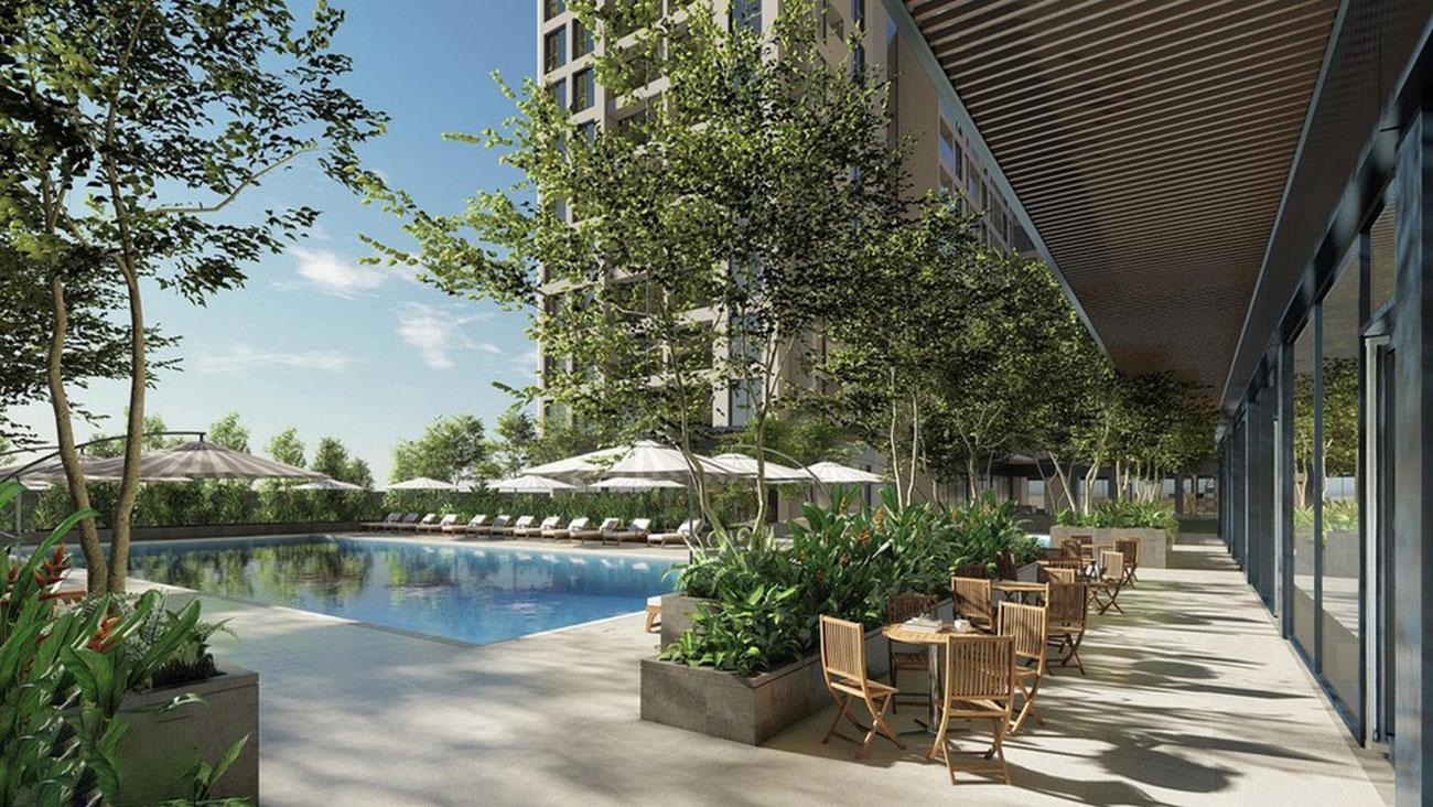 Tiện ích dự án căn hộ Opal Cityview Bình Dương