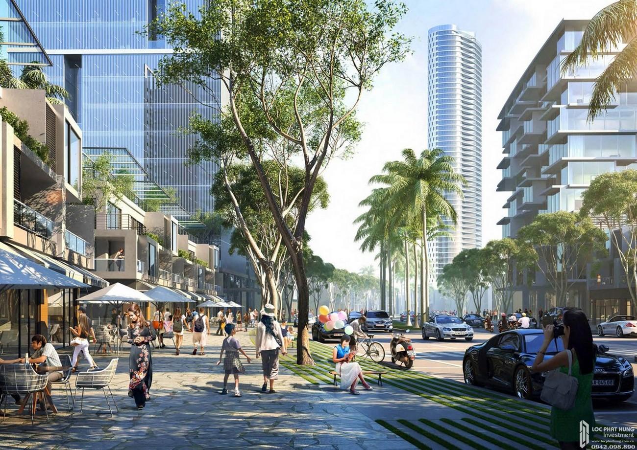 Tiện ích dự án căn hộ chung cư River City Thu Duc Đường Xa Lộ Hà Nội chủ đầu tư Refico