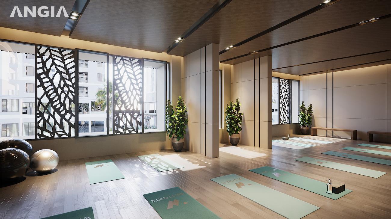 Yoga West Gate góp phần tạo nên nhưng công dân khoẻ mạnh