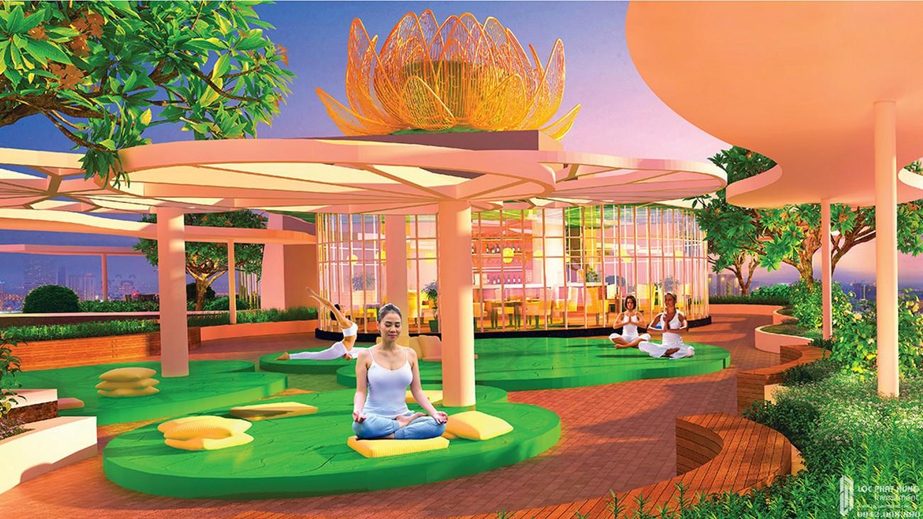 Tiện ích dự án căn hộ Diamond Lotus Lake View quận Tân Phú