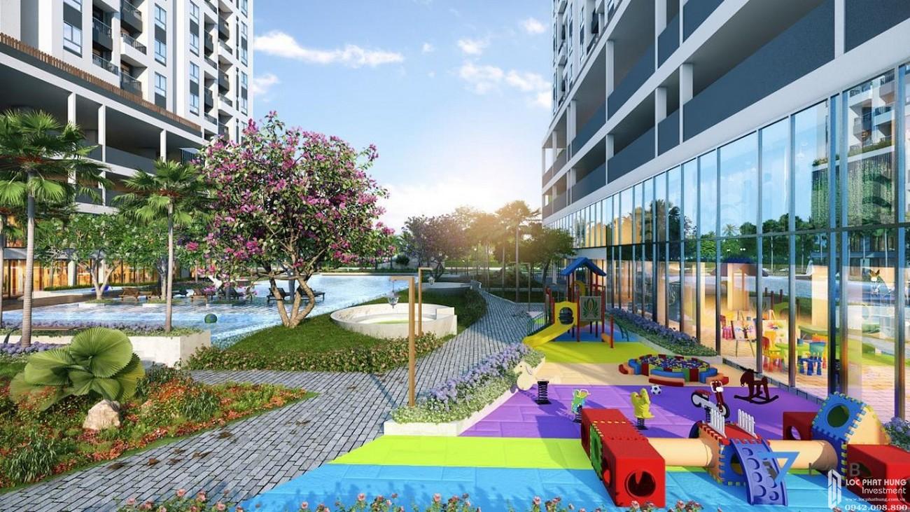 Tiện ích dự án căn hộ Lux River View quận 7