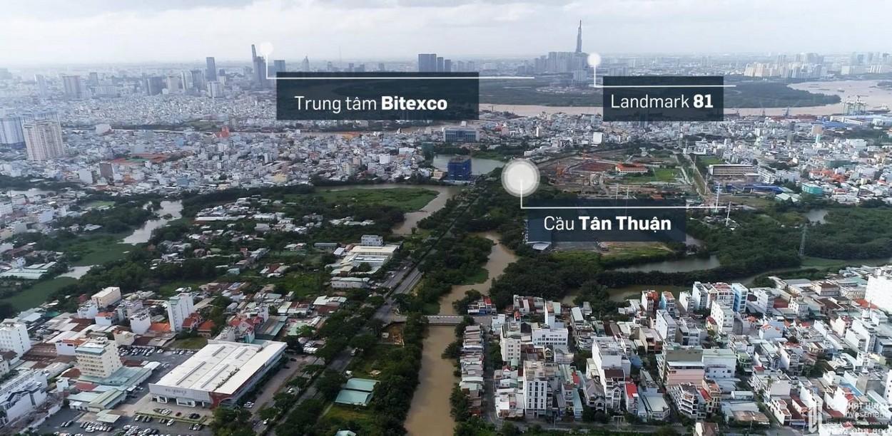 Kết nối tiện ích vượt trội với dự án Lux River View