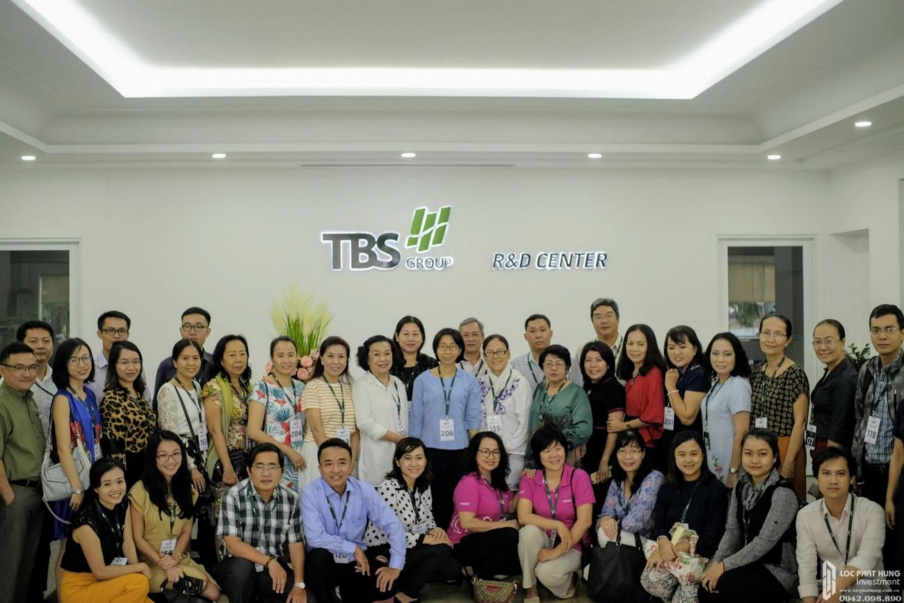 Chủ đầu tư dự án căn hộ chung cư Hồ Gươm Xanh Thuận An City Thuận An Đường 136 ĐL Bình Dương chủ đầu tư TBS Land