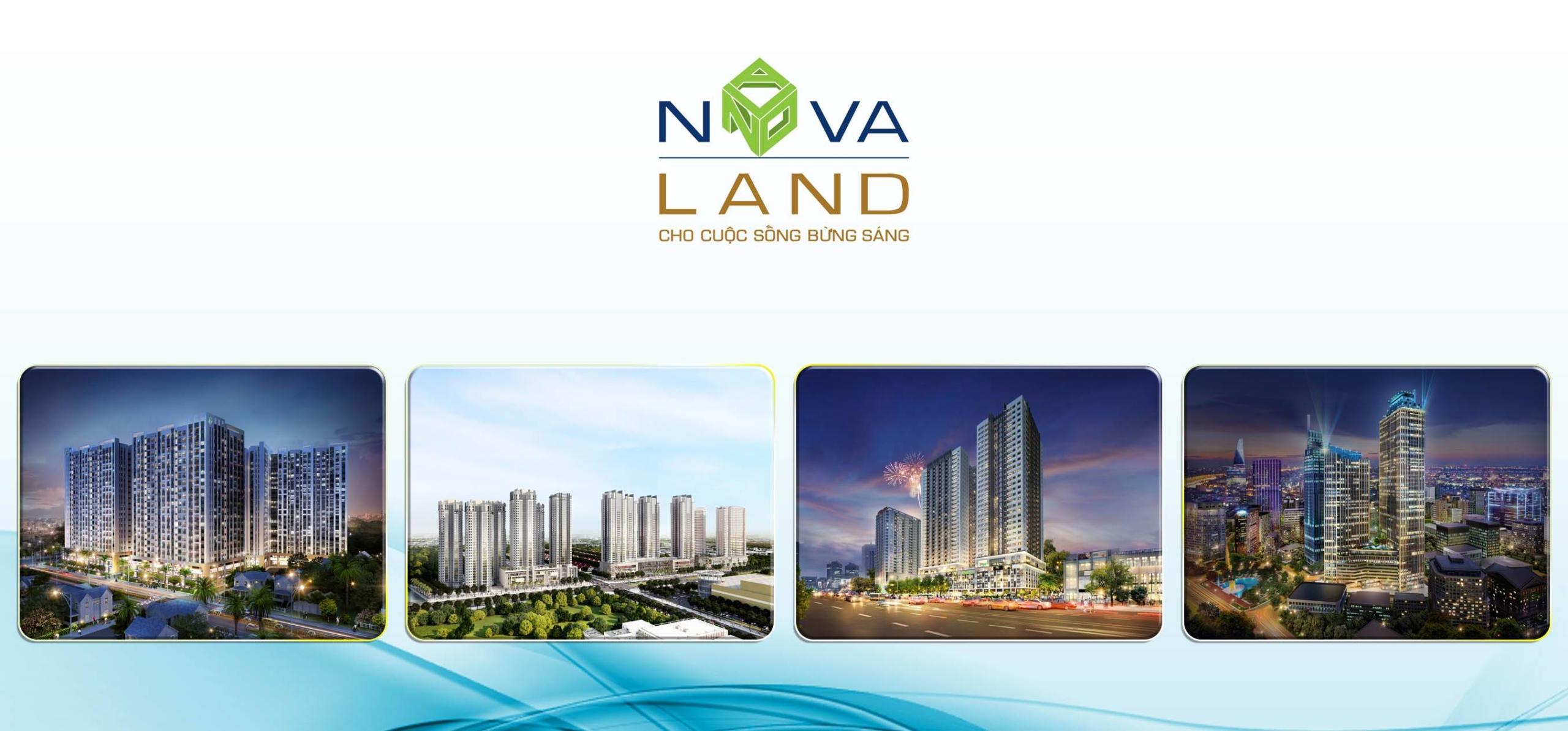 Chủ đầu tư dự án căn hộ chung cư The Tresor Quận 4 Đường Bến Vân Đồn chủ đầu tư Novaland