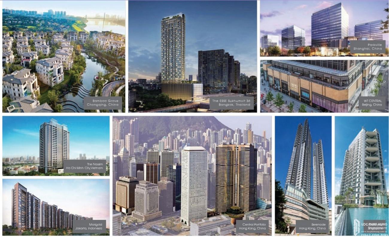 Chủ đầu tư dự án The Marq Quận 1 đã và đang triển khai các dự án lớn