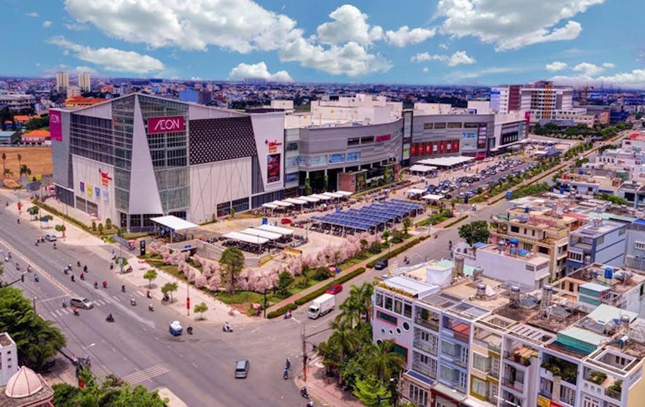 Bình Chánh sở hữu tiềm năng cực lớn để trở thành một khu đô thị vệ tinh của TP.HCM