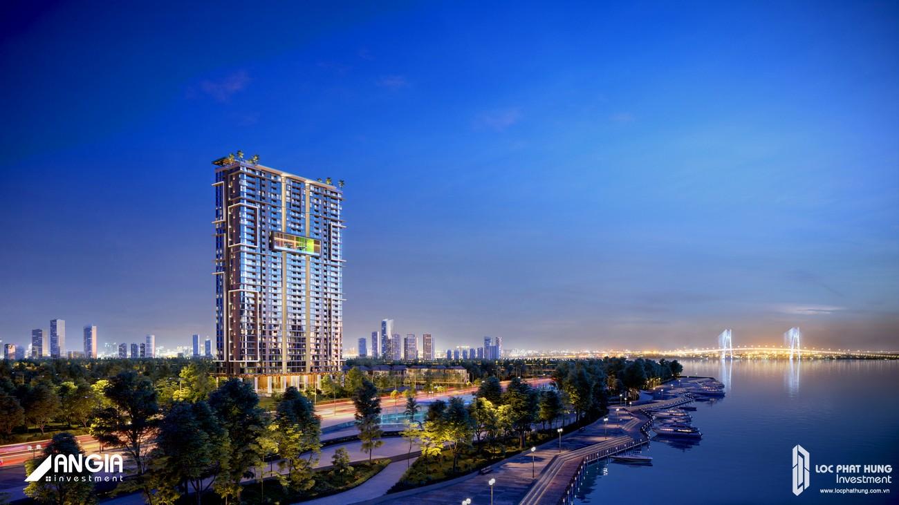 Mua bán cho thuê dự án căn hộ chung cư Sky 89 Quận 7 Đường Hoàng Quốc Việt chủ đầu tư An Gia Investment