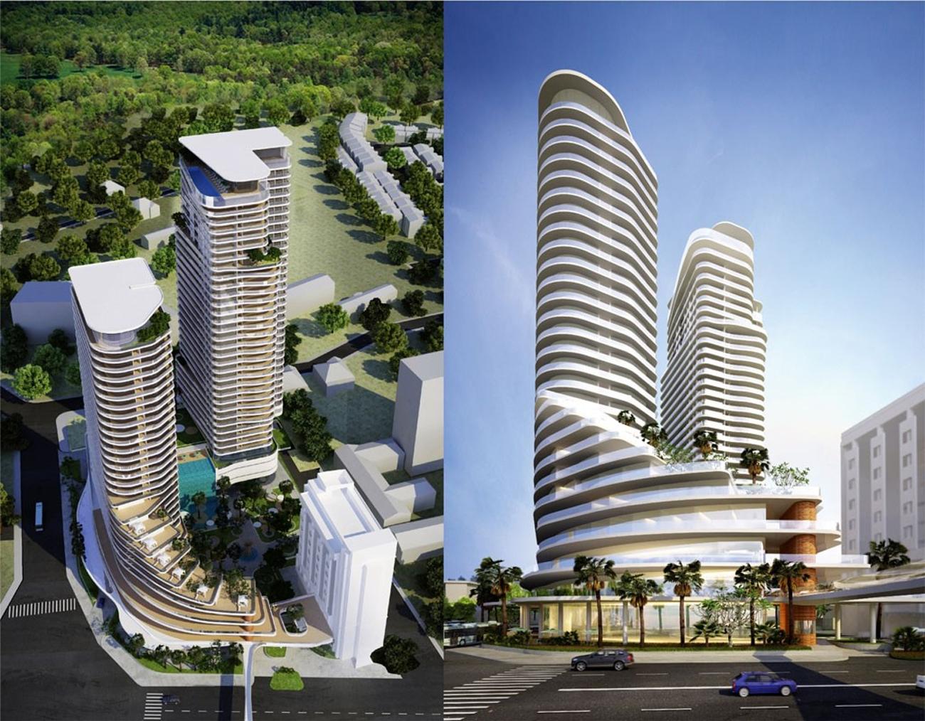 Dự án căn hộ condotel DIC CSJ Tower Vũng Tàu Đường Thi Sách chủ đầu tư DIC