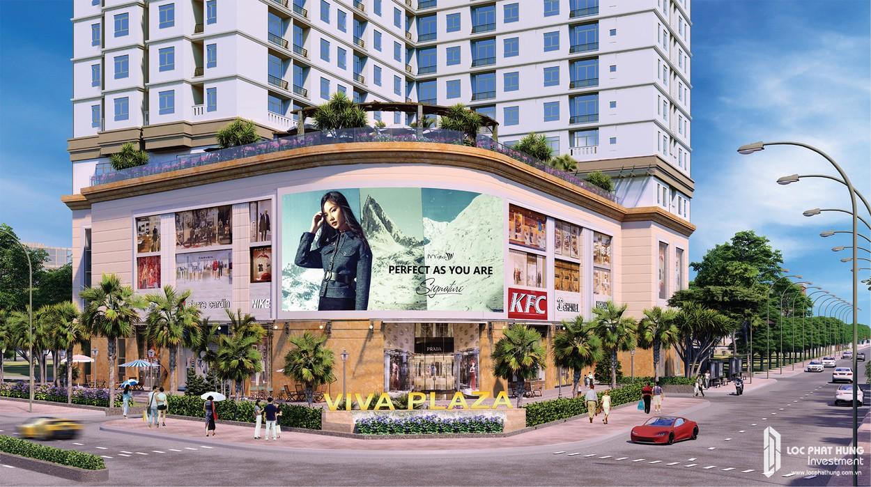 Vinaland cho ra mắt 295 căn hộ tại quận 7 mang tên Viva Plaza