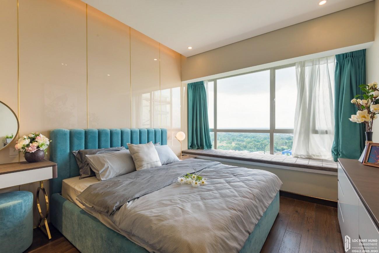 Phòng ngủ dự án căn hộ chung cư Canary Heights Thuận An Đường QL 13 chủ đầu tư GuocoLand