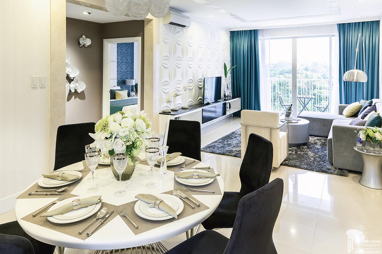 Phòng bếp dự án căn hộ chung cư Canary Heights Thuận An Đường QL 13 chủ đầu tư GuocoLand