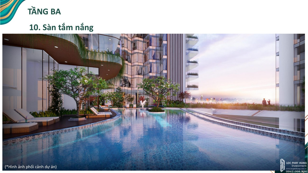 Tiện ích dự án căn hộ chung cư Sunshine Venicia Quận 2 Đường Thủ Thiêm chủ đầu tư Sunshine Group