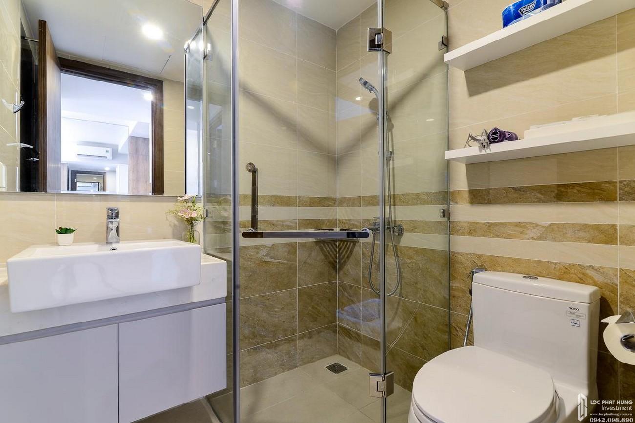 Nhà mẫu dự án căn hộ chung cư Saigon Royal Quận 4 Đường Bến Vân Đồn chủ đầu tư Novaland