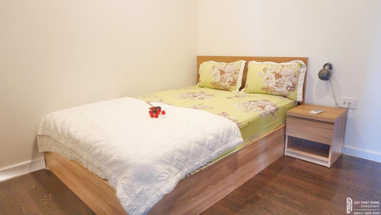 Nhà mẫu dự án căn hộ chung cư The Tresor Quận 4 Đường Bến Vân Đồn chủ đầu tư Novaland