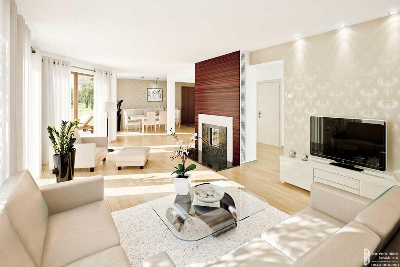 Nhà mẫu dự án căn hộ chung cư Unico Thăng Long Bến Cát Đường QL 13 chủ đầu tư Unico