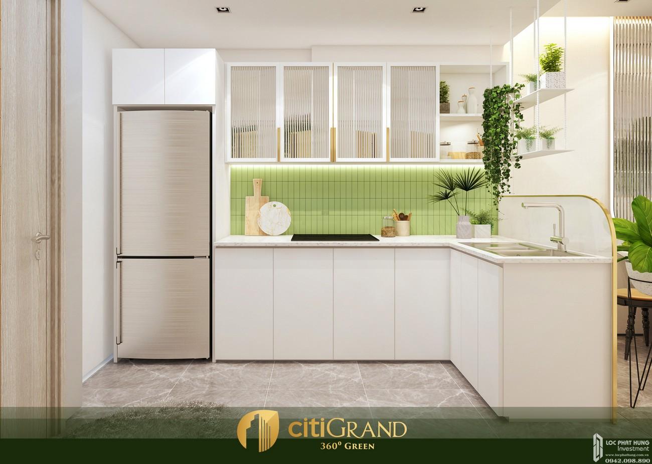 Nhà mẫu dự án căn hộ Citi Grand Quận 2