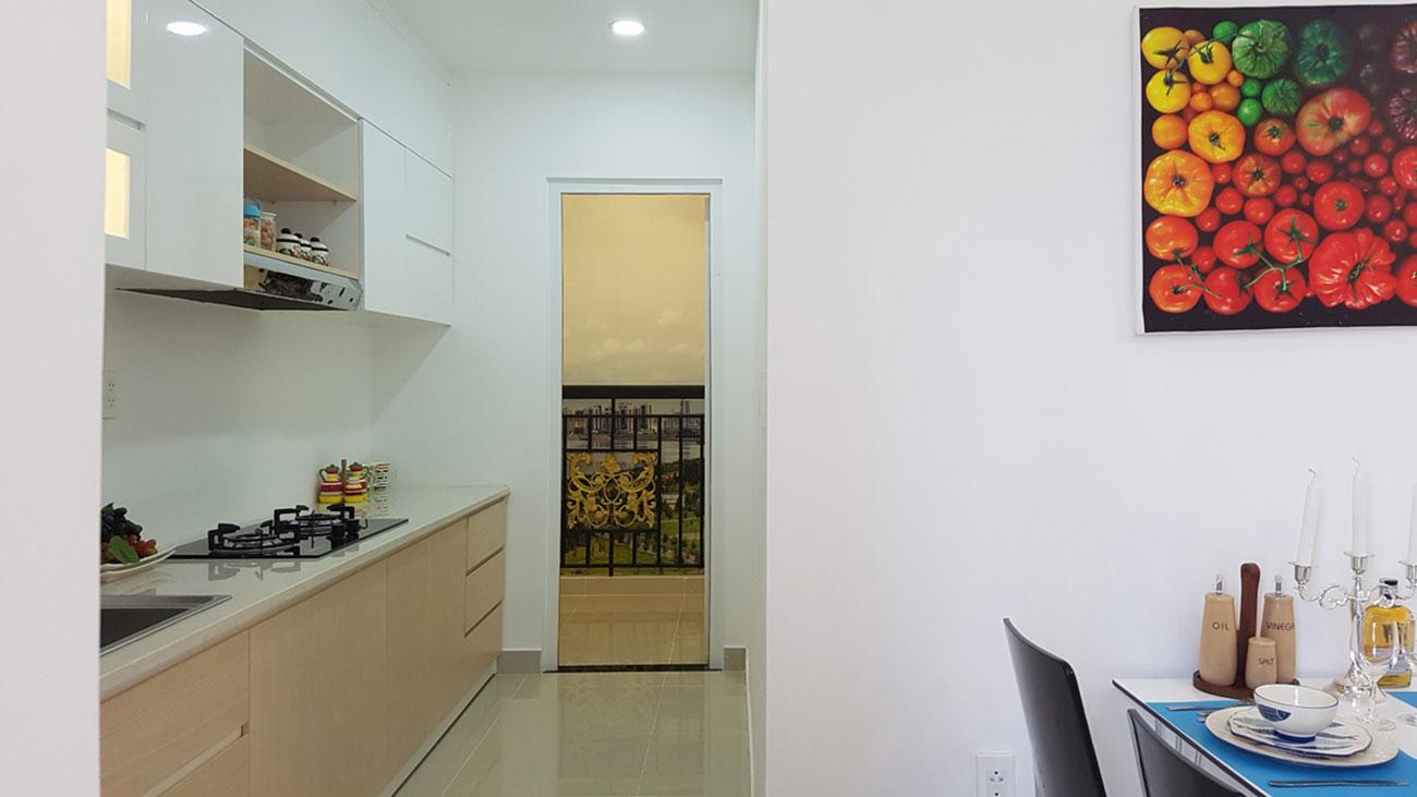 Nhà mẫu dự án căn hộ Viva Plaza Quận 7