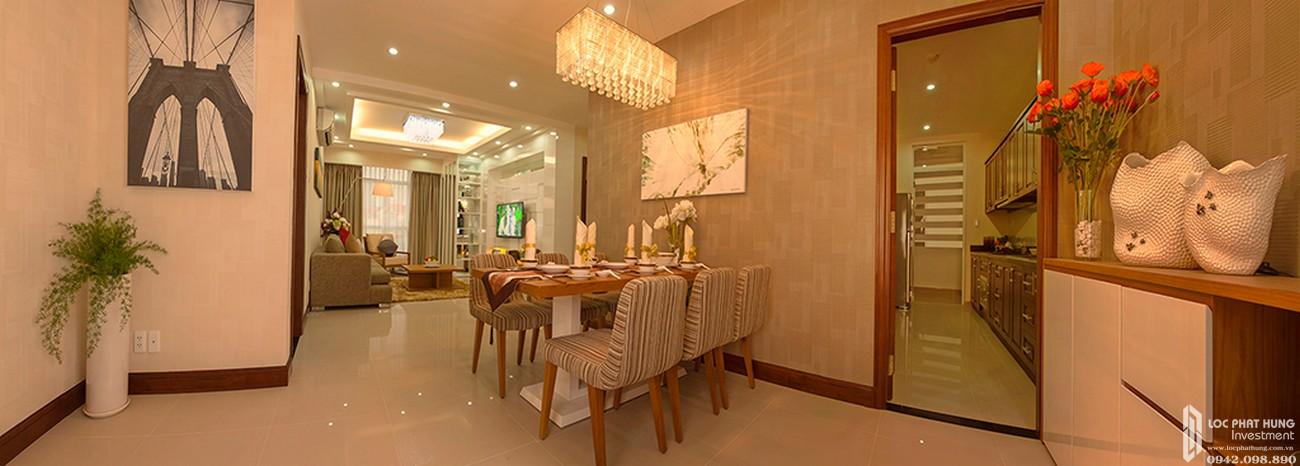 Nhà mẫu dự án căn hộ Him Lam Riverside quận 7